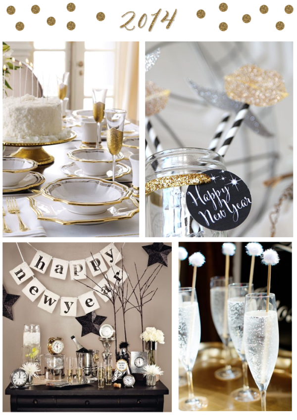 New Year's Party Inspiration!