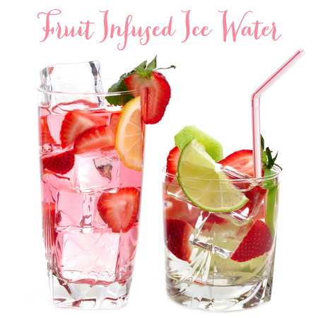 Favorite Recipe: Fruit Infused Water