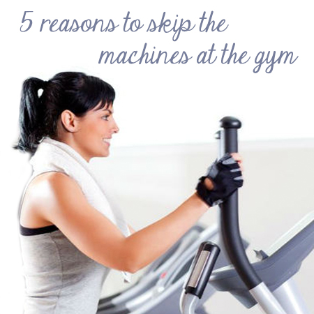 skip the machines