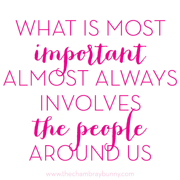 mostimportant