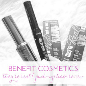 benefit liner review
