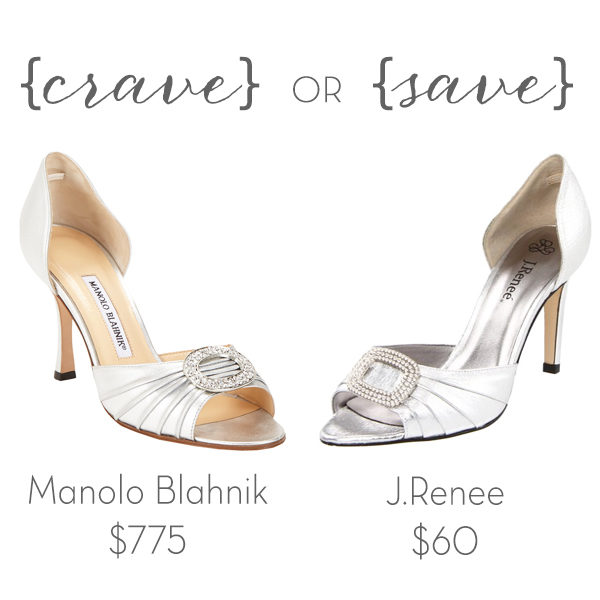 Crave or Save: Classic Peep Toes