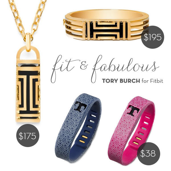 Fit & Fabulous: Tory Burch for Fitbit!
