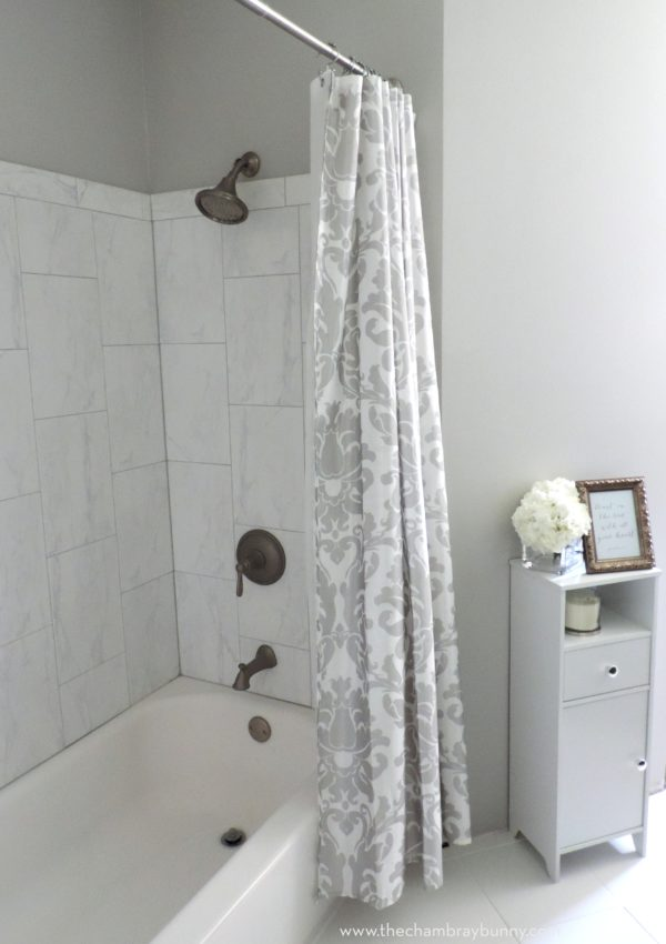 Master Bathroom Makeover: Before & After