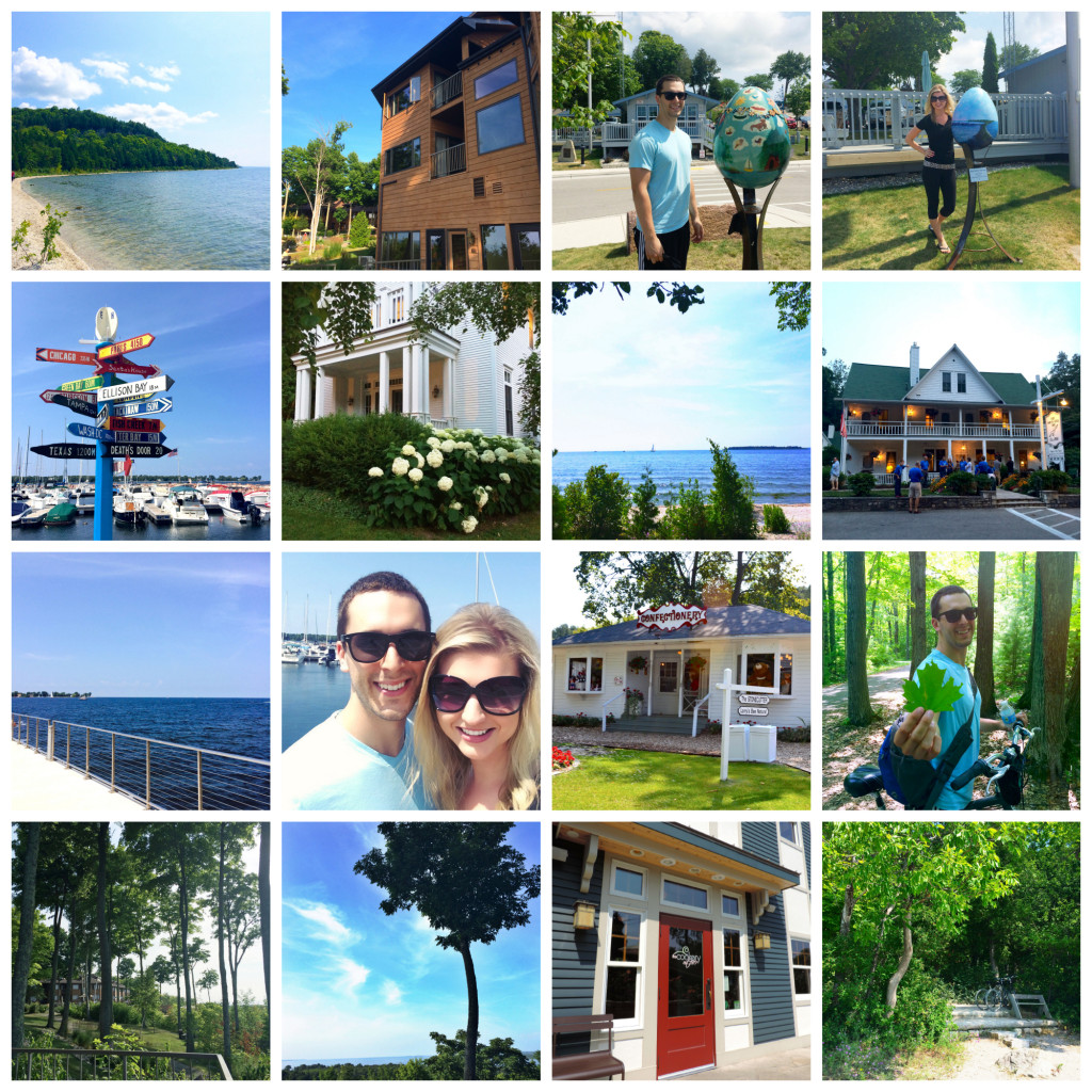 Door County Collage
