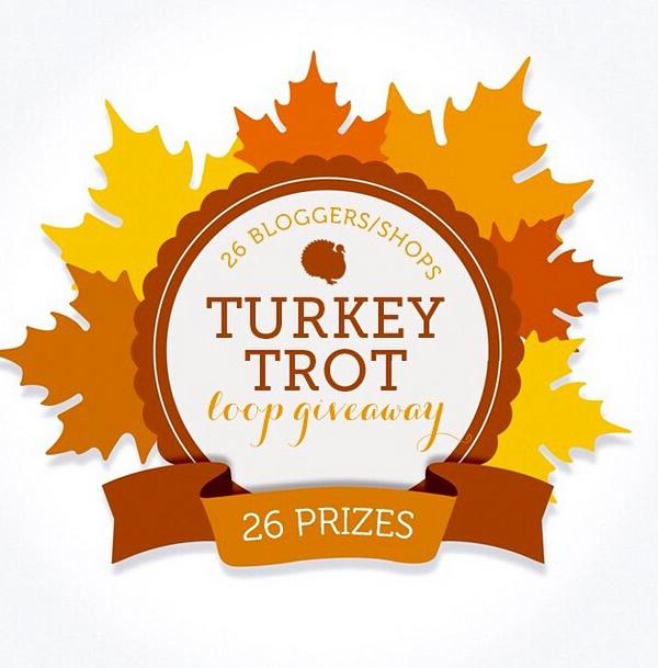 Turkey Trot Loop Giveaway – 7 Hours Left! Hurry!