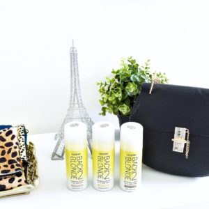 Get your hair ready with this back2blonde spray! Its thehellip
