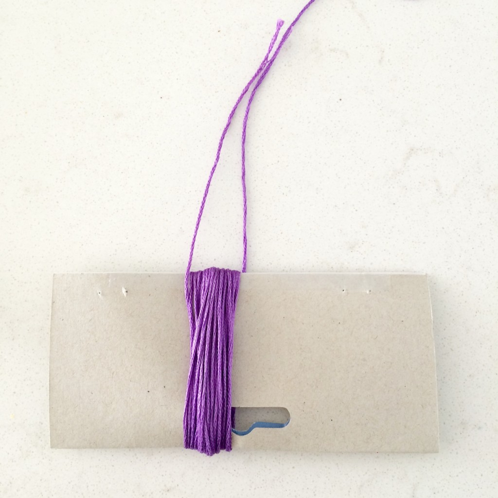 Tassel Necklace 1
