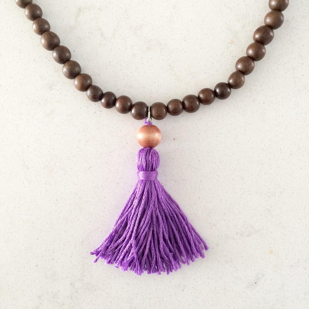 Tassel Necklace 11