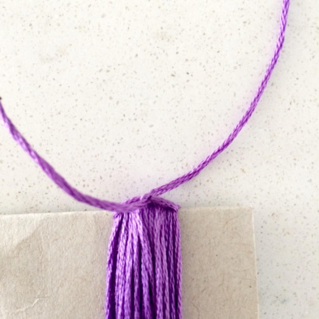 Tassel Necklace 2