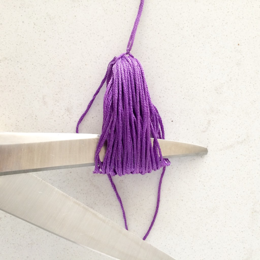 Make Your Own Tassel Necklace: DIY: Boho Chic Interchangeable Tassel Necklace! • The