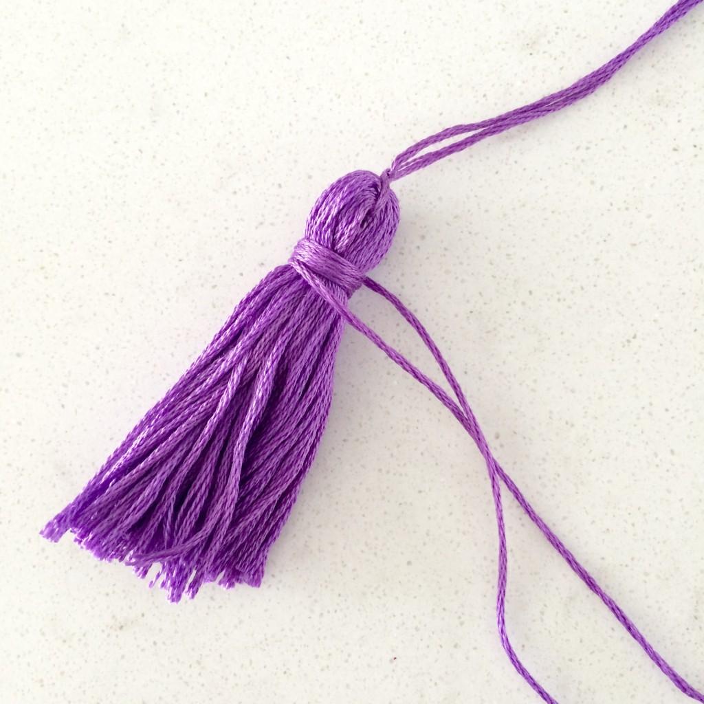 Tassel Necklace 5