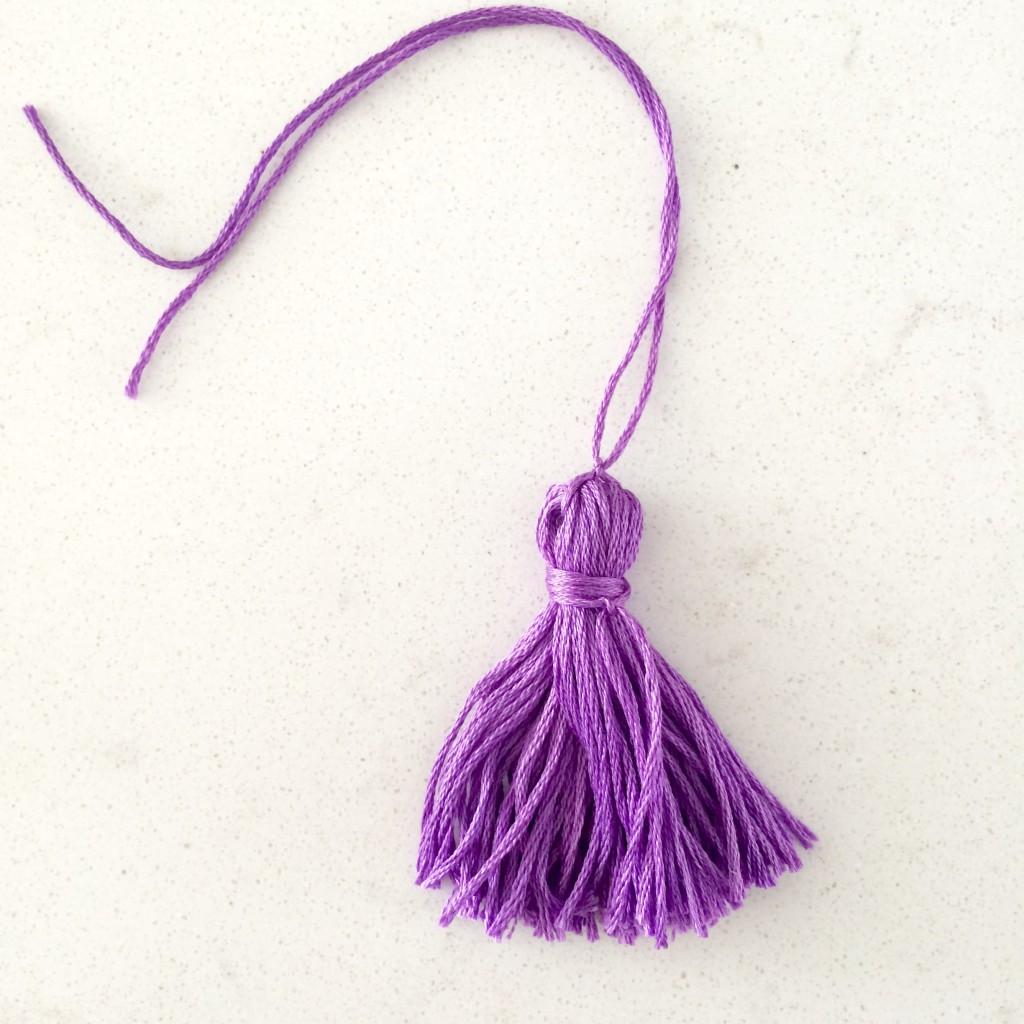 Tassel Necklace 6