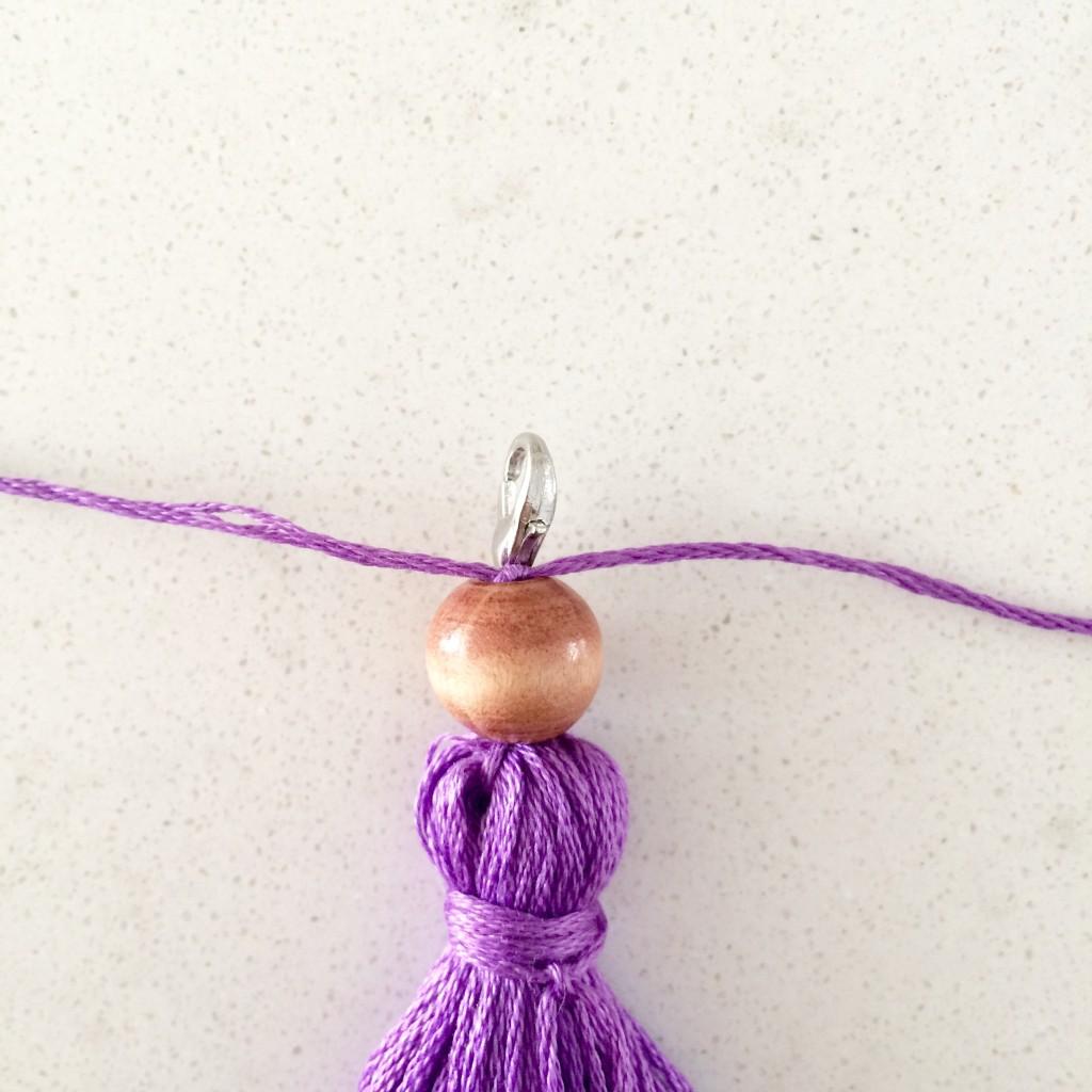 Tassel Necklace 9