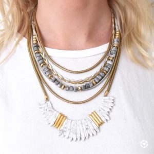 Sometimes you just need to throw on a fun necklacehellip