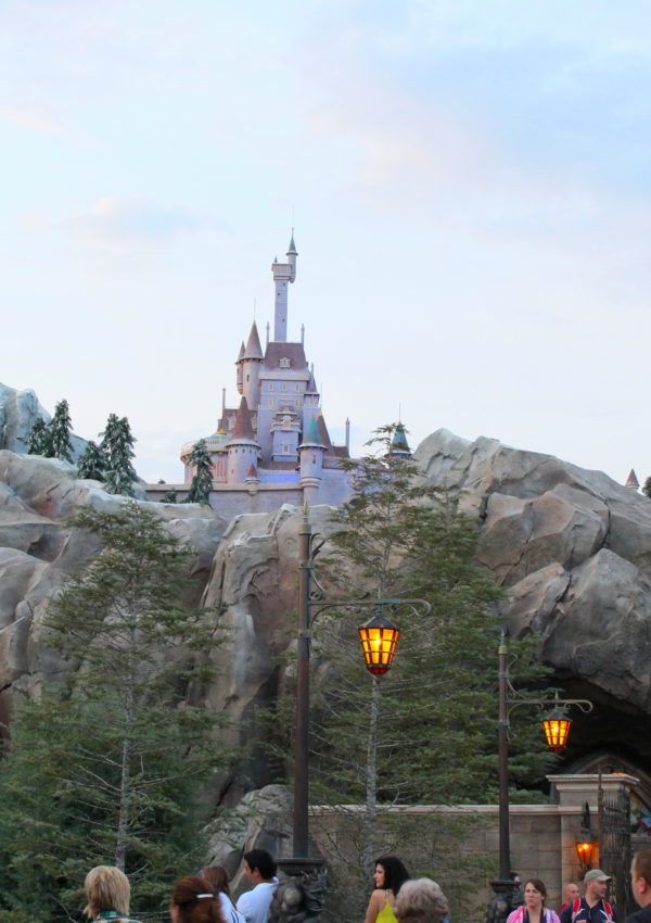 Be Our Guest Restaurant – A Girl's Dream Come True
