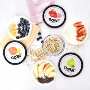 Happy Weekend! So excited for this delicious breakfast with noosayoghurt!hellip