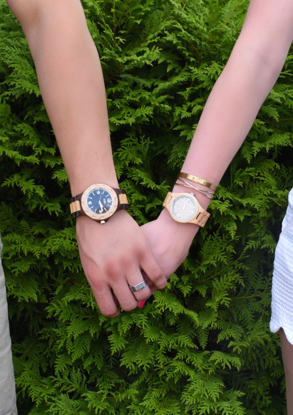 Time Stands Still: Jord Watches + Knox Thomas Designs