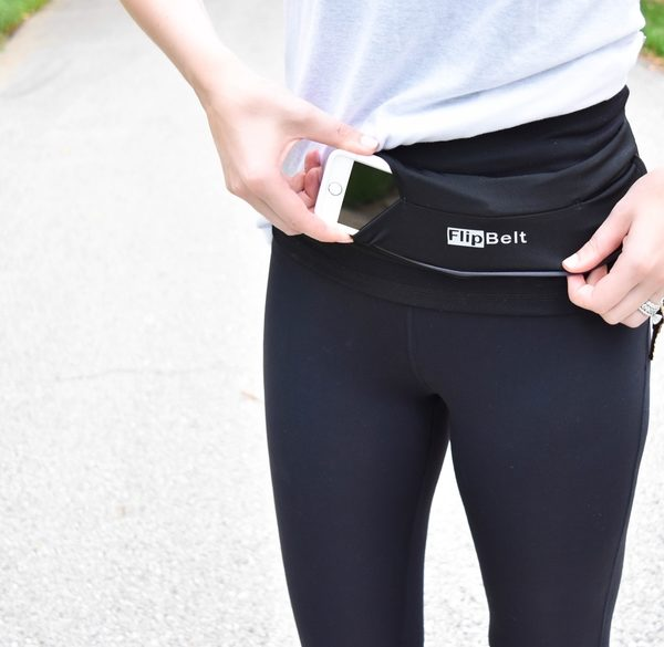 Cozy Athletic Wear: Cory Vines + FlipBelt + GIVEAWAY!