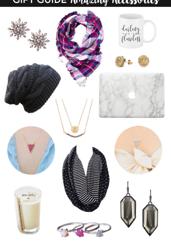 Gift Guide: Amazing Accessories