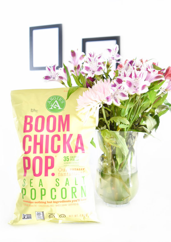 Easy Super Bowl Snacks + BOOMCHICKAPOP Giveaway!