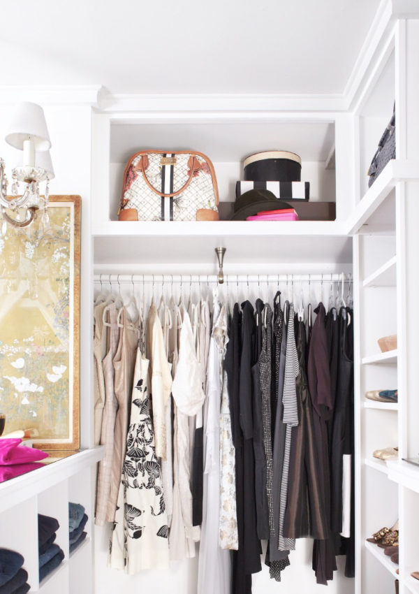 How To Clean Out Your Closet – Tried & True Formula + Cheat Sheet