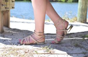 White-Skirt-Studded-Sandals-3