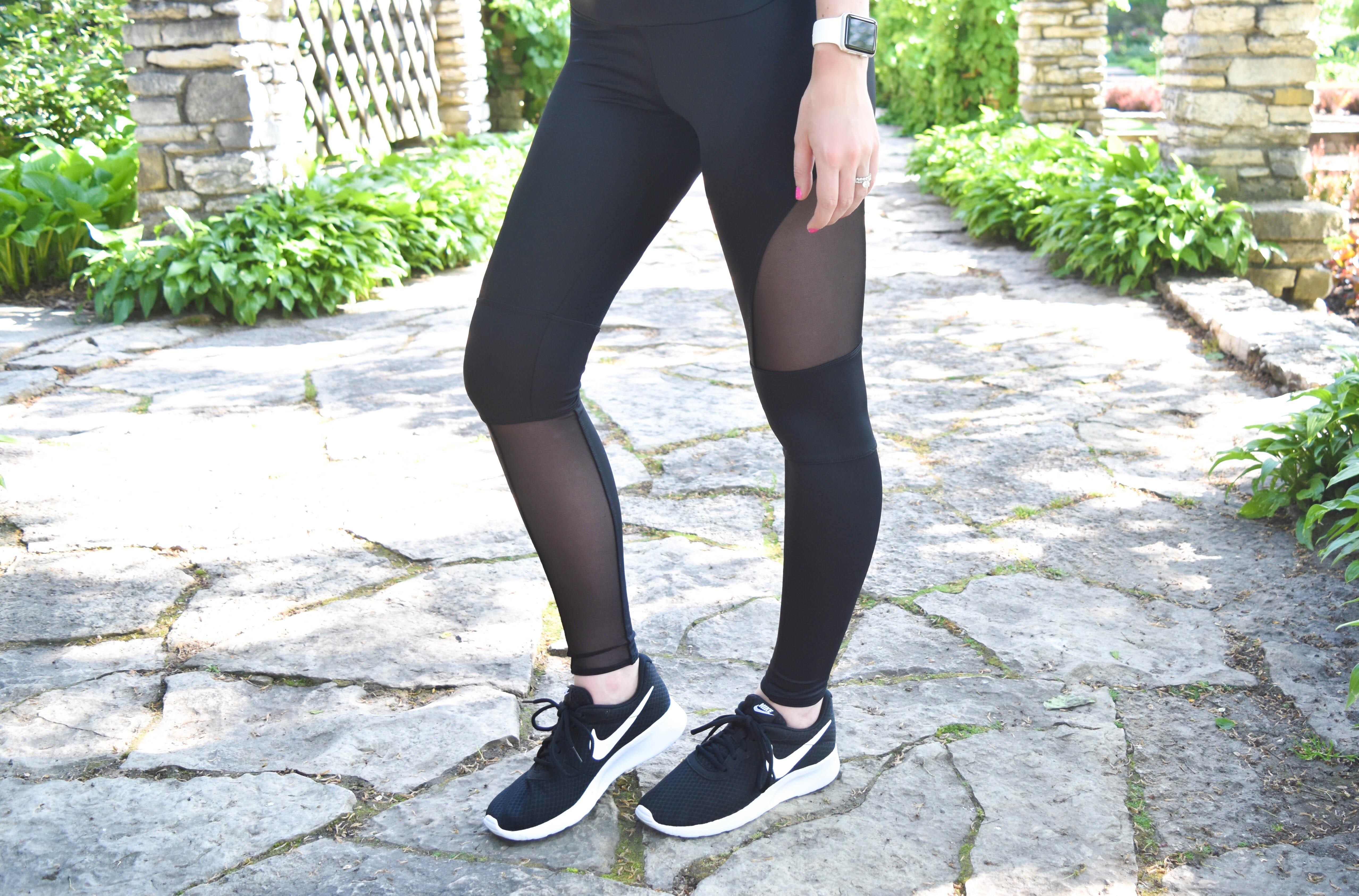 Nike tanjun outfit