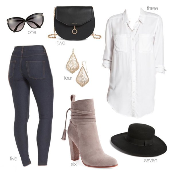 Nordstrom Sale Outfit Inspiration 1 One Nsale
