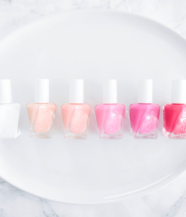 Essie Gel Couture Collection – My Favorite Pinks