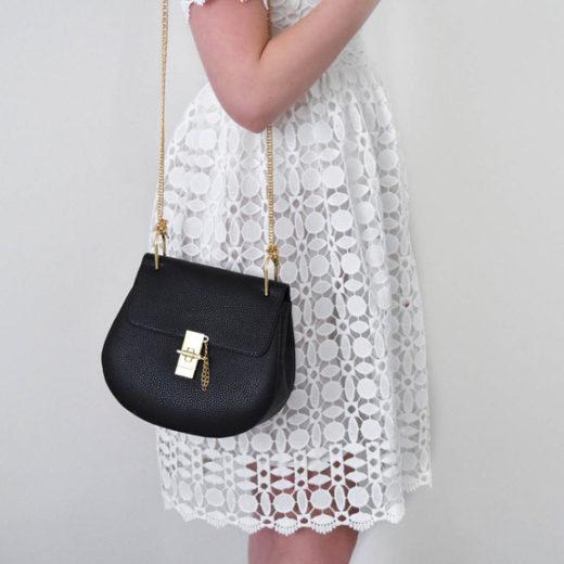 ChicWish Splendid Crochet White Dress 3