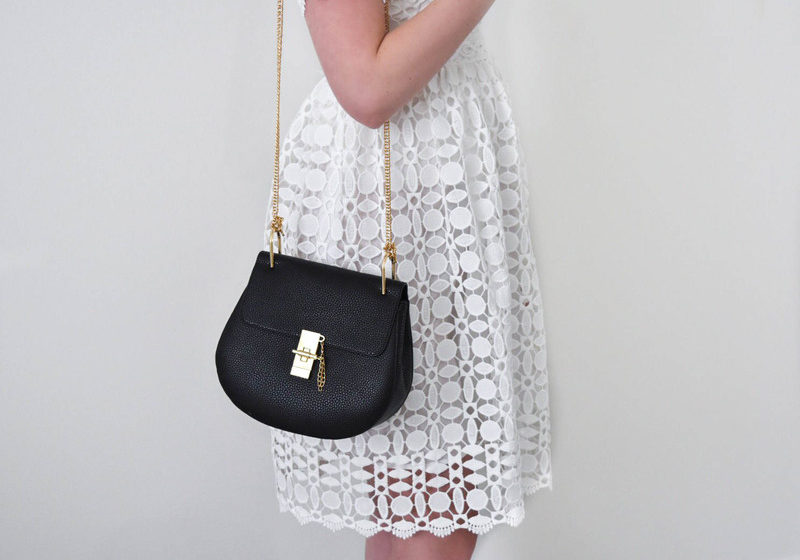 ChicWish Splendid Crochet White Dress 3