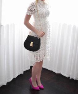 ChicWish Splendid Crochet White Dress 5