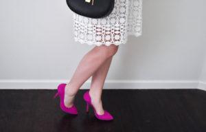 ChicWish Splendid Crochet White Dress 6