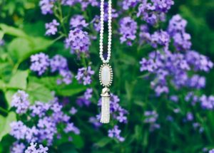 Tassels for FriYay! This necklace elevates almost every summer outfithellip
