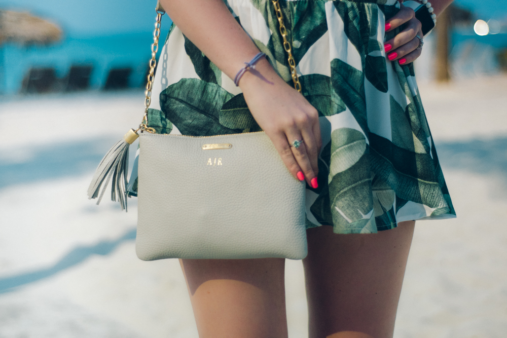 Show Me Your Mumu Banana Leaf Shorts Gigi Crossbody 4