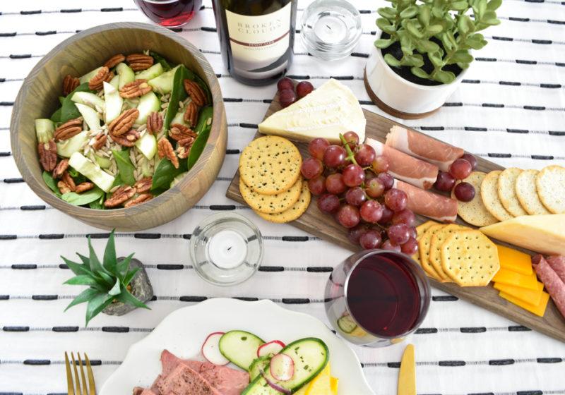 A Modern, Romantic Dinner ft. ALDI