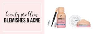 Beauty Problem Blemishes & Acne