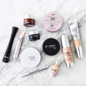 IT Cosmetics Haul 2017