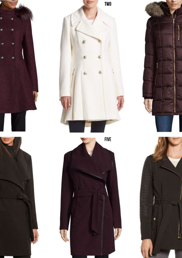 Favorite Winter Coats under $150