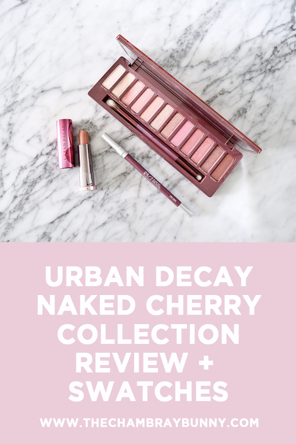 PIN Urban Decay Cherry Collection