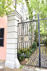 47 E Bay Street, Charleston, SC Coral House Pink House 10