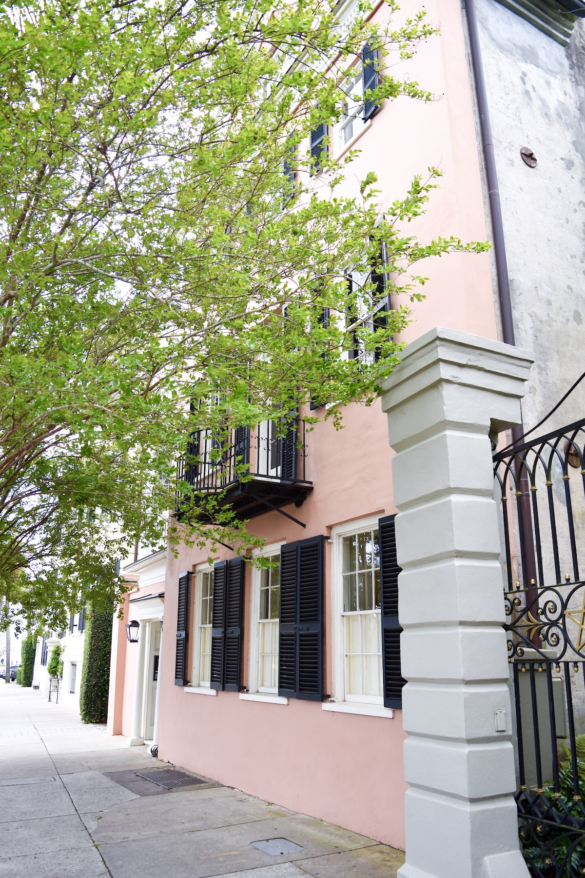 47 E Bay Street, Charleston, SC Coral House Pink House 9