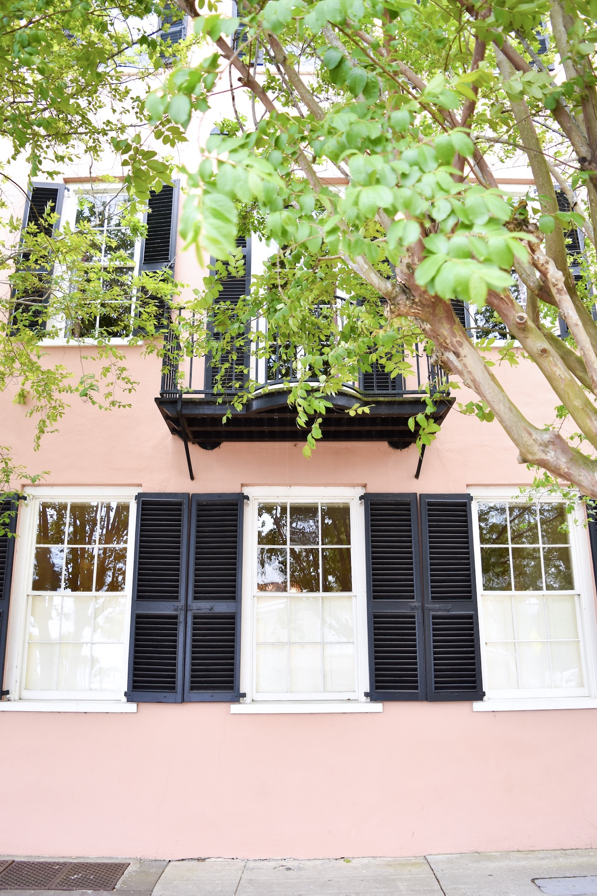 47 E Bay Street, Charleston, SC Coral House Pink House 8