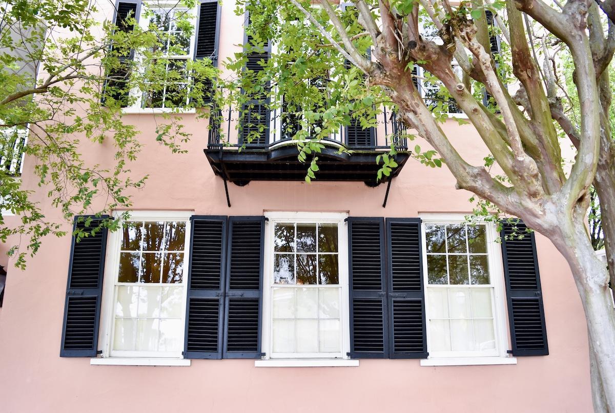 47 E Bay Street, Charleston, SC Coral House Pink House 9