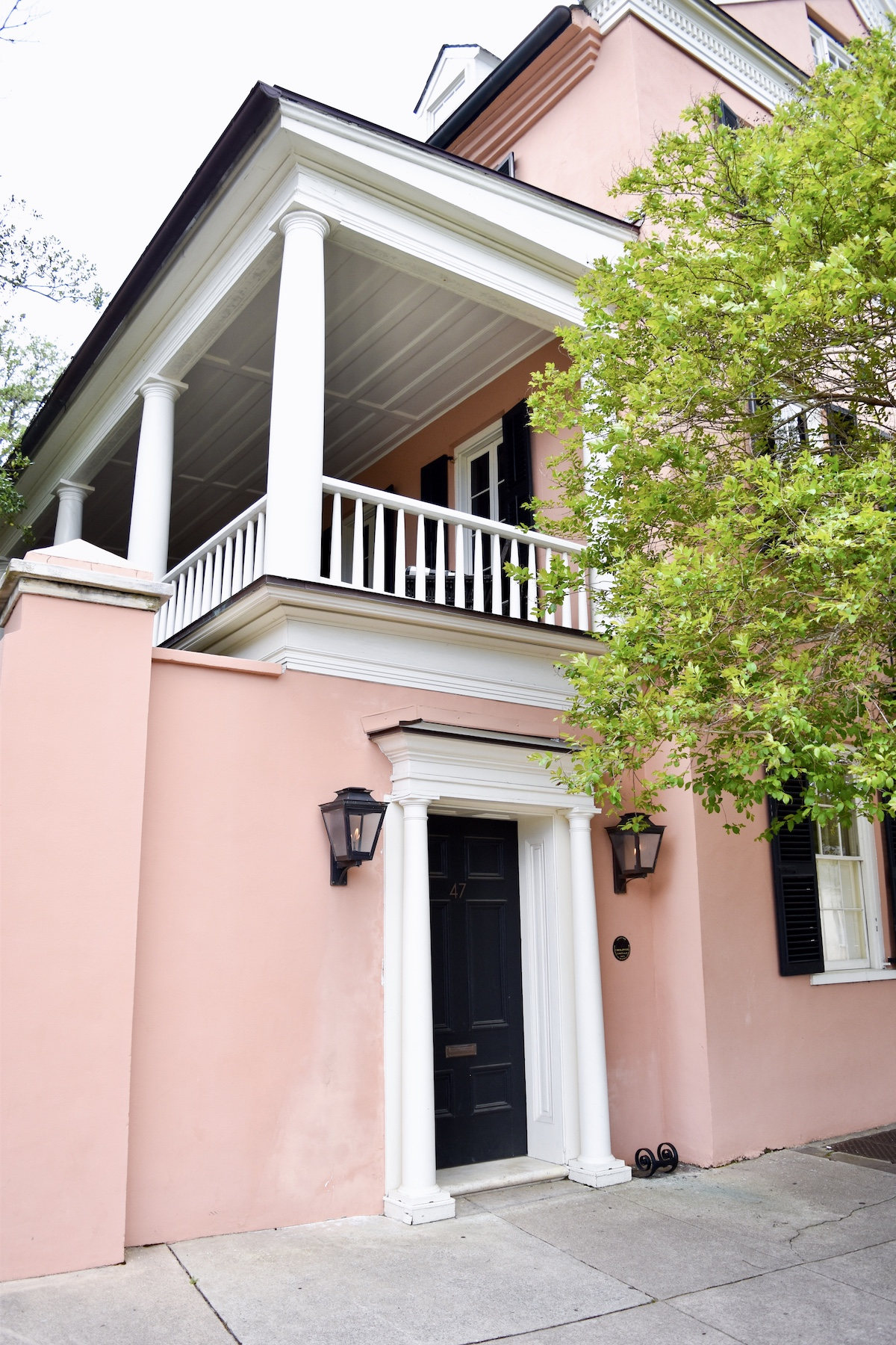 47 E Bay Street, Charleston, SC Coral House Pink House 7