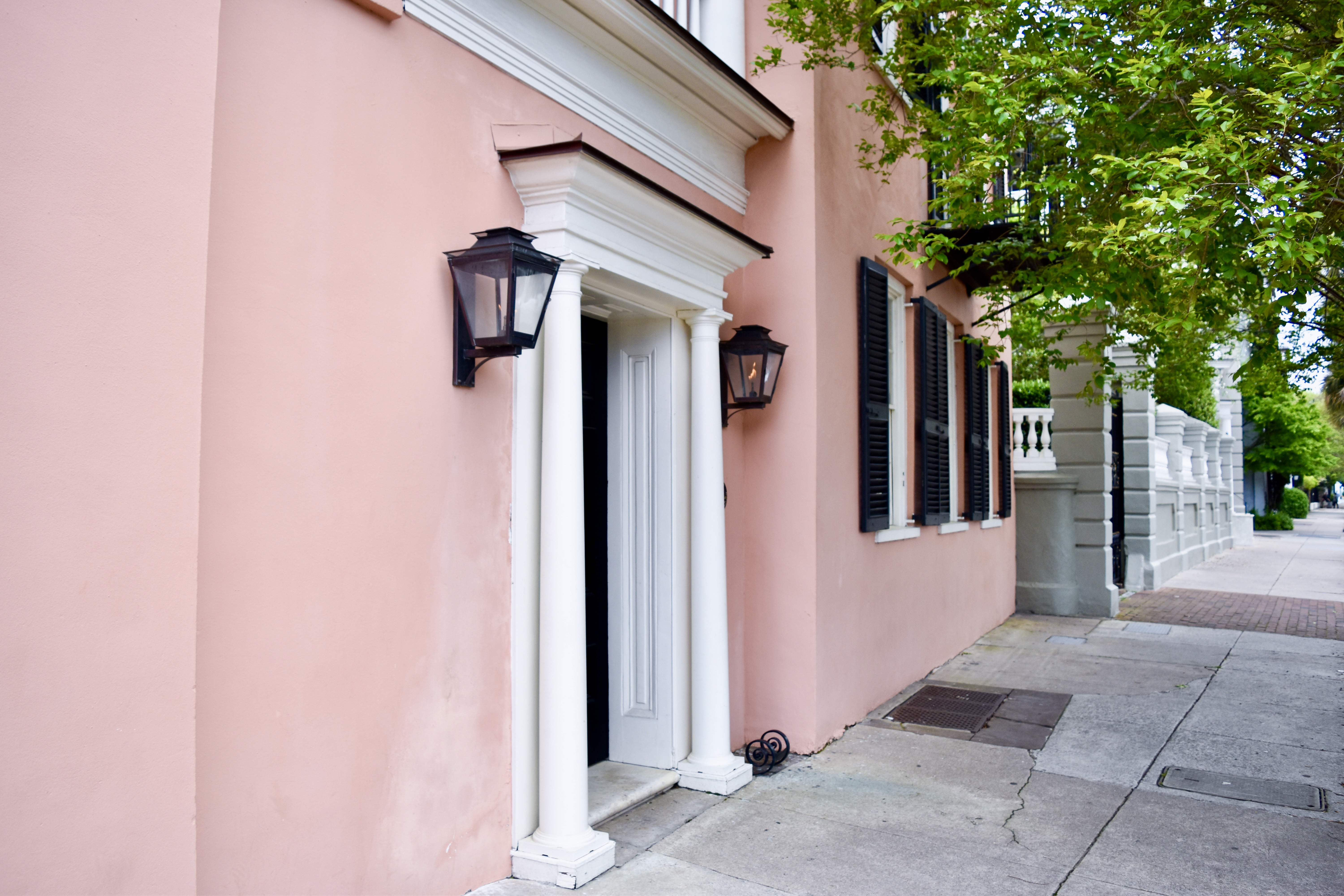 47 E Bay Street, Charleston, SC Coral House Pink House 11
