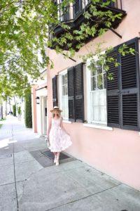 47 E Bay Street, Charleston, SC Coral House Pink House 4