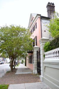 47 E Bay Street, Charleston, SC Coral House Pink House 1