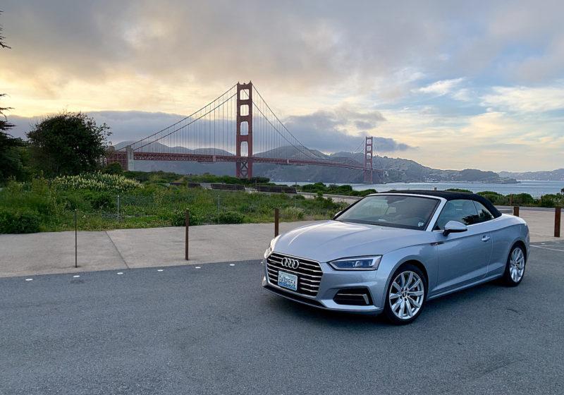 ilvercar by Audi San Francisco Audi A5 Cabriolet